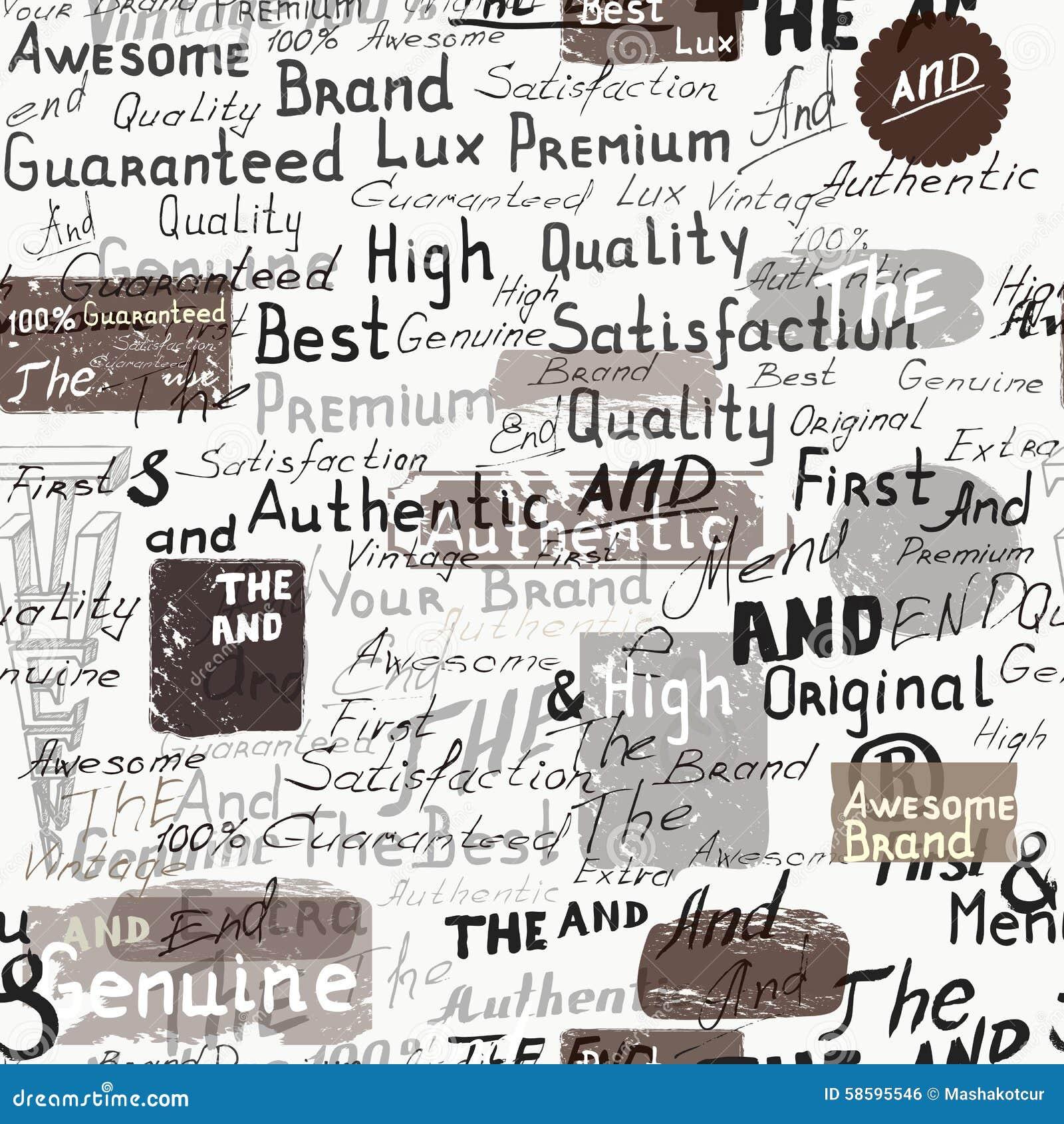 mod le l gant grunge de papier peint avec la signature d 39 criture de main et illustration de. Black Bedroom Furniture Sets. Home Design Ideas