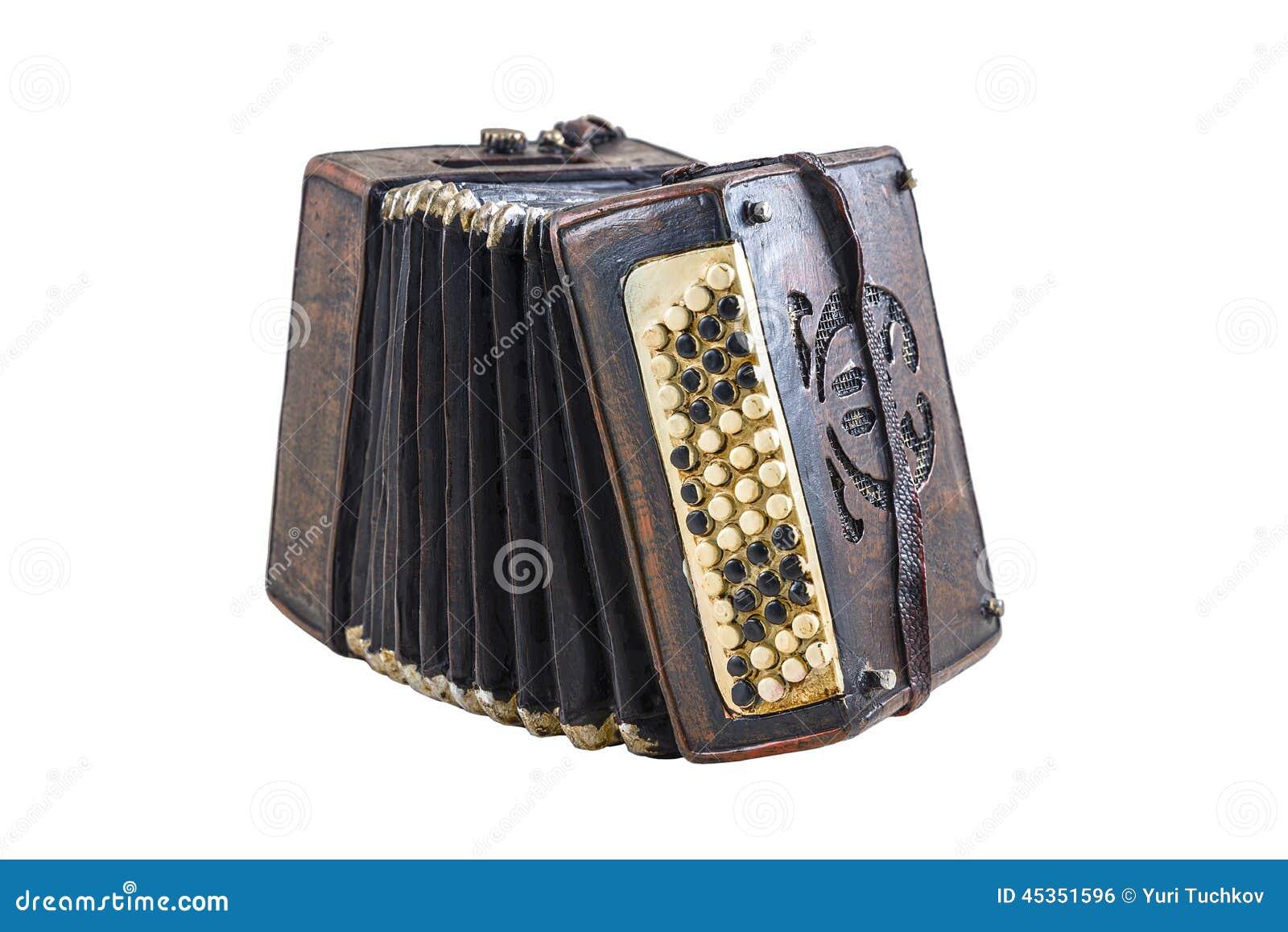 Modèle d accordéon
