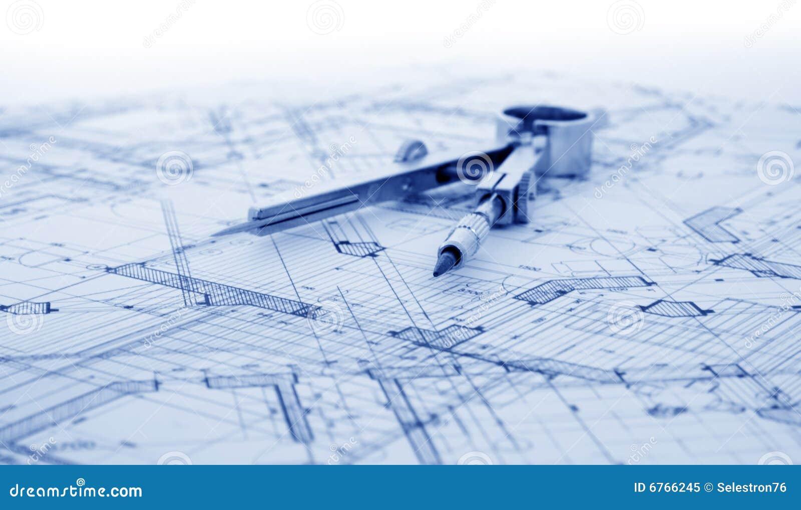 Mod Le D 39 Architecture Photo Libre De Droits Image 6766245