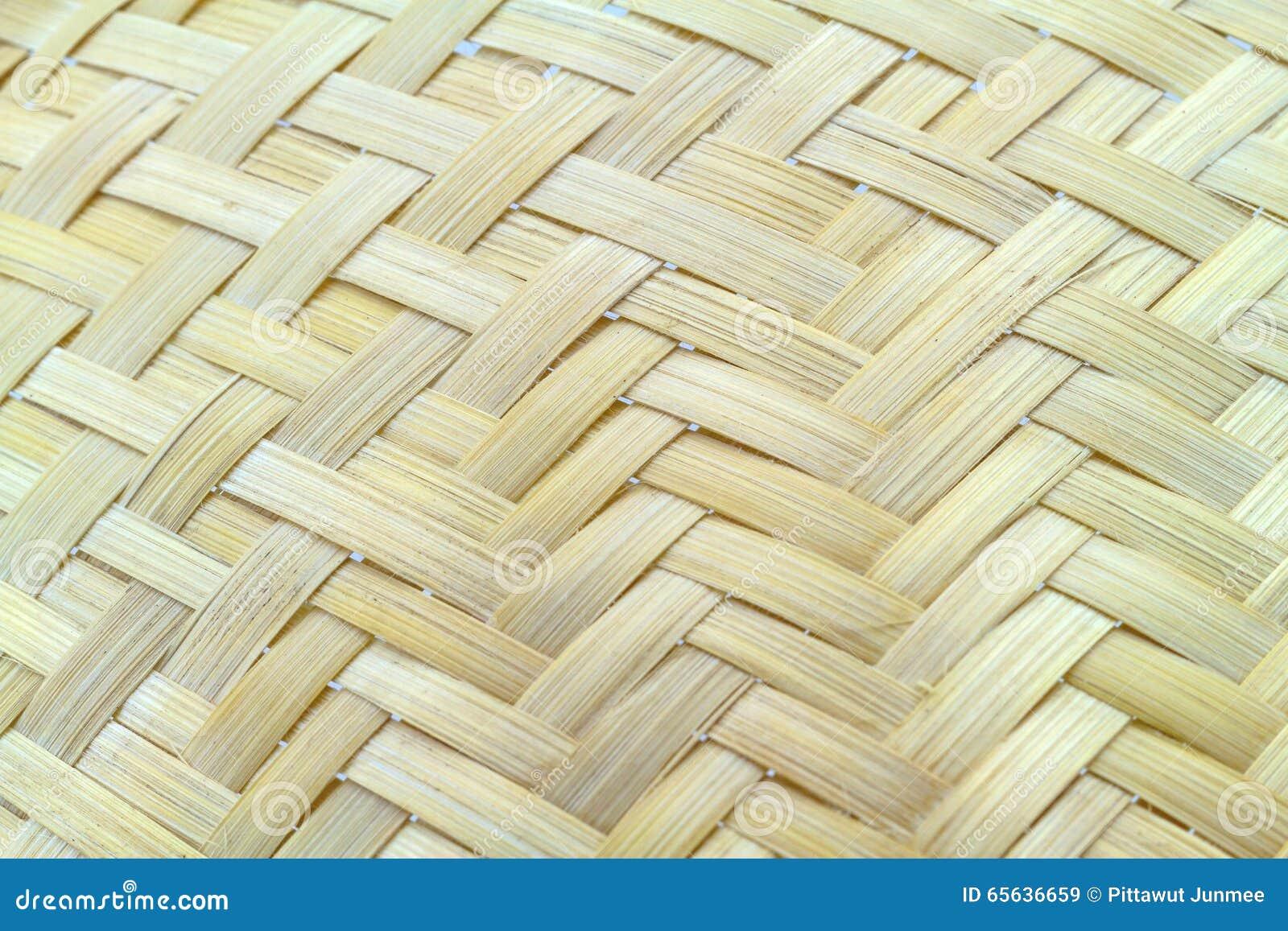 Modèle d armure du fond en bambou