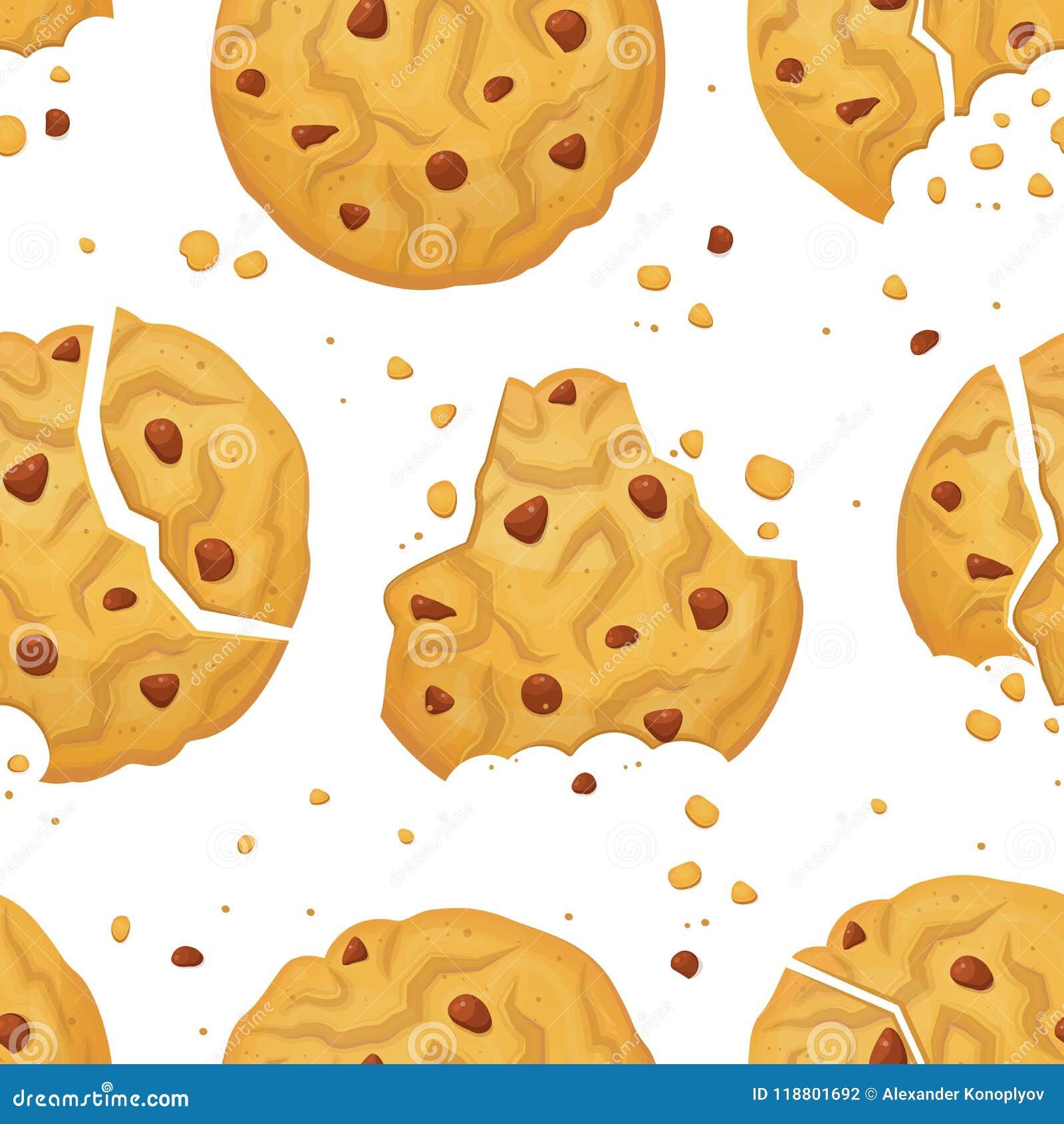 Modèle de biscuit d avoine