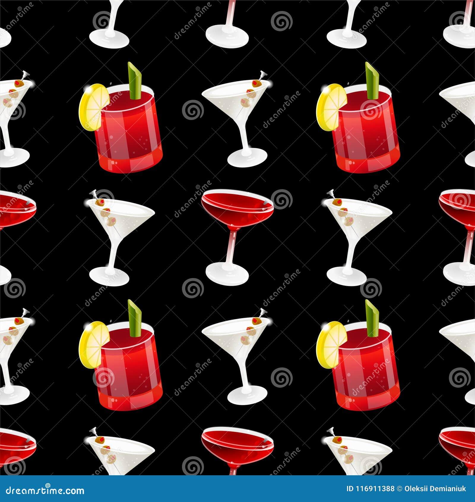 Modèle de cocktail