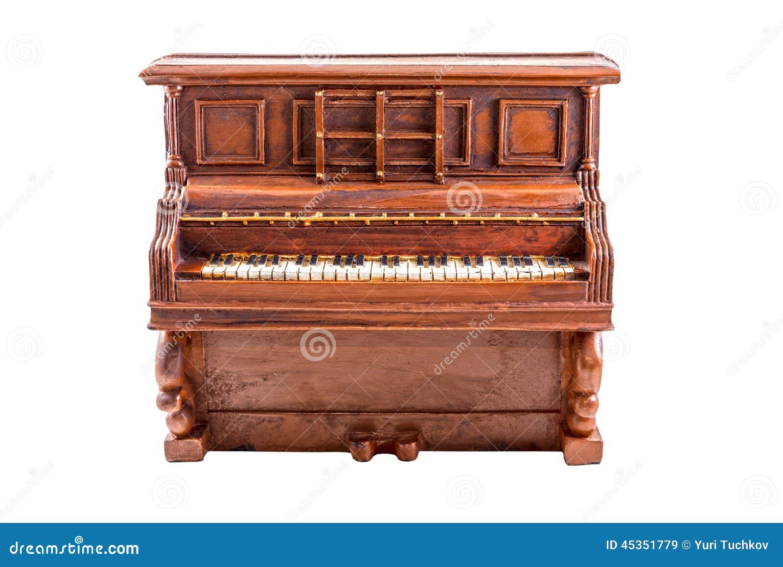 Modèle de piano