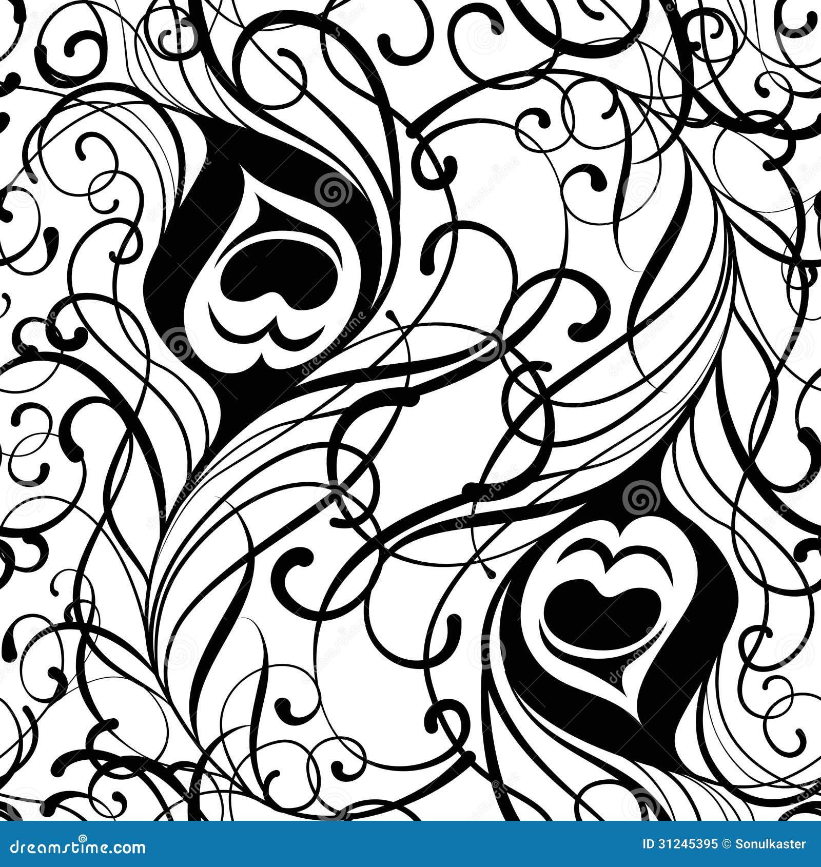 Modèle de plume de paon illustration de vecteur. Illustration du animal - 31245395