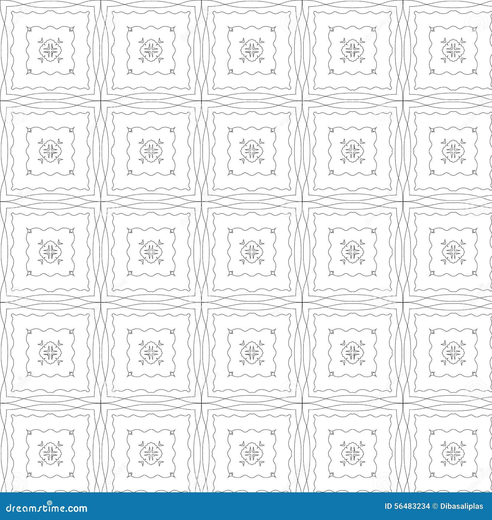 Modèle de répétition grunge sur un fond blanc