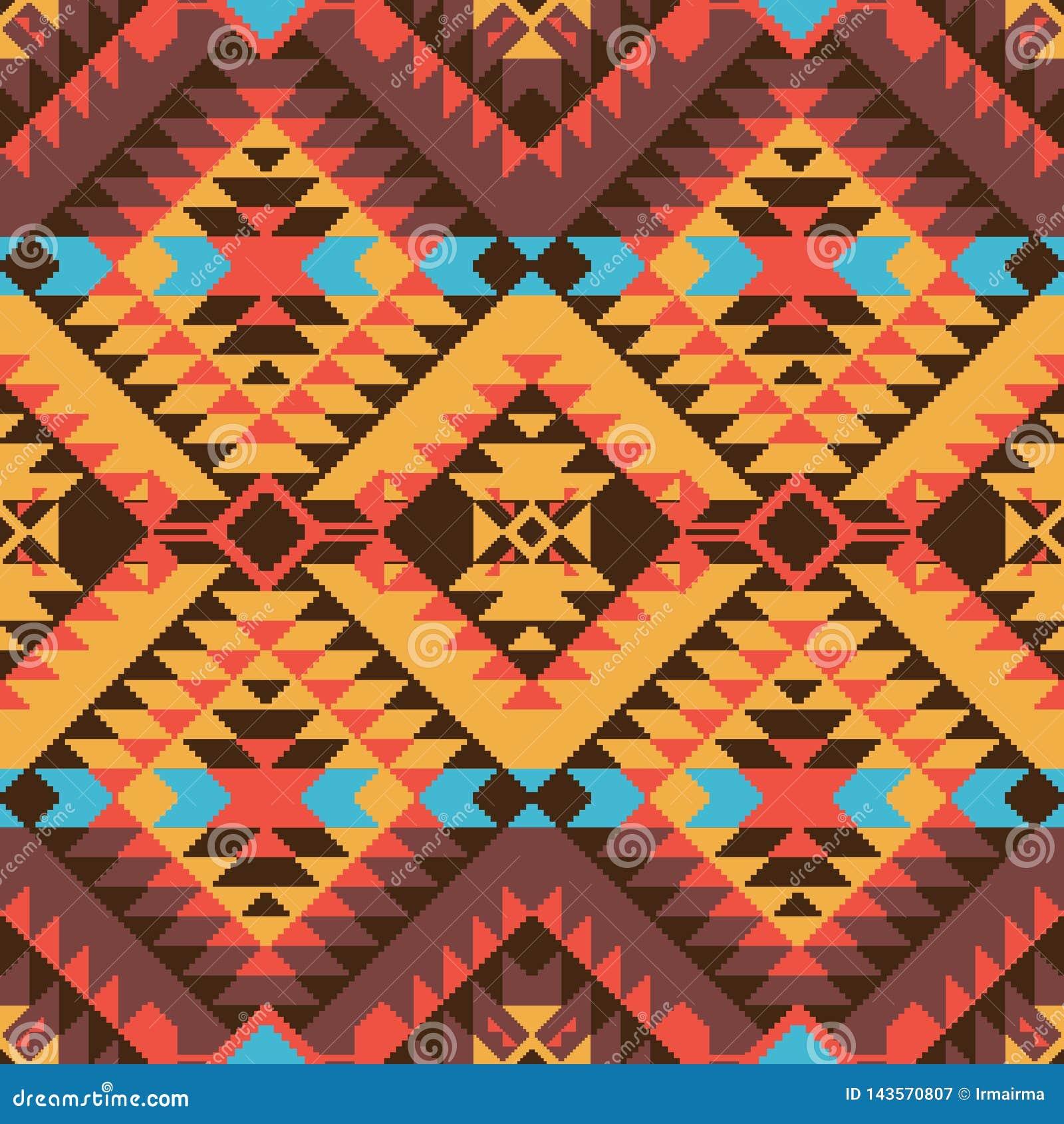 Modèle de style de Navajo