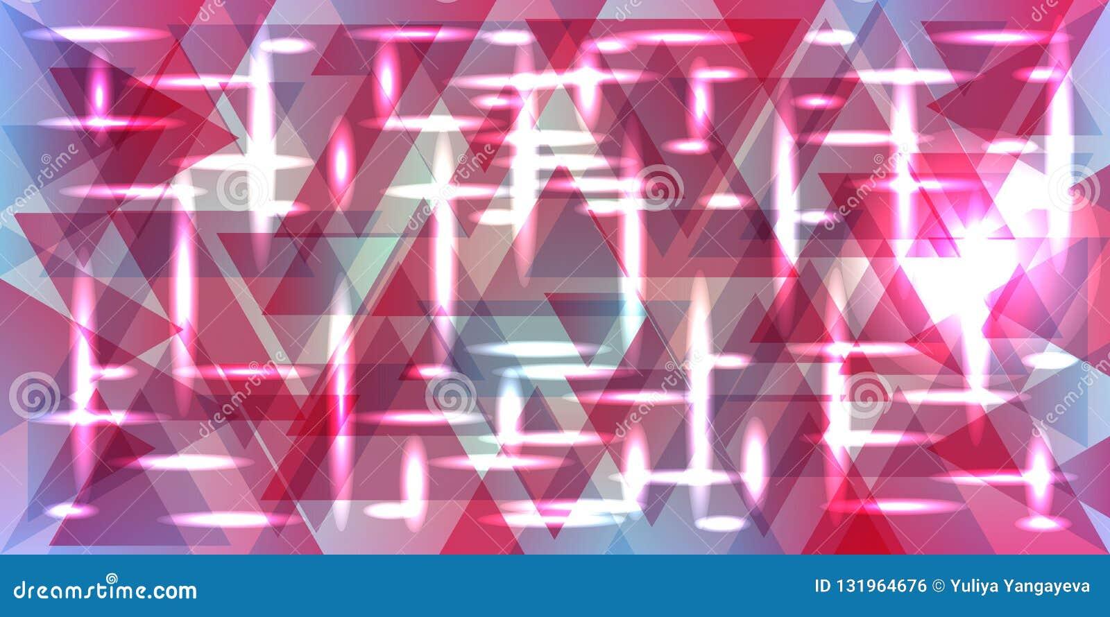 Modèle de vecteur de métal dans des couleurs roses en pastel