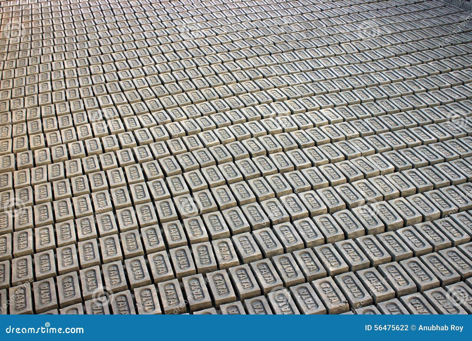 Modèle des briques