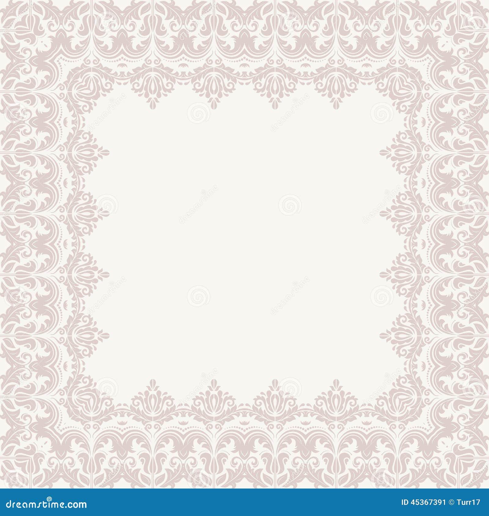 Modèle floral de vecteur abrégez le fond