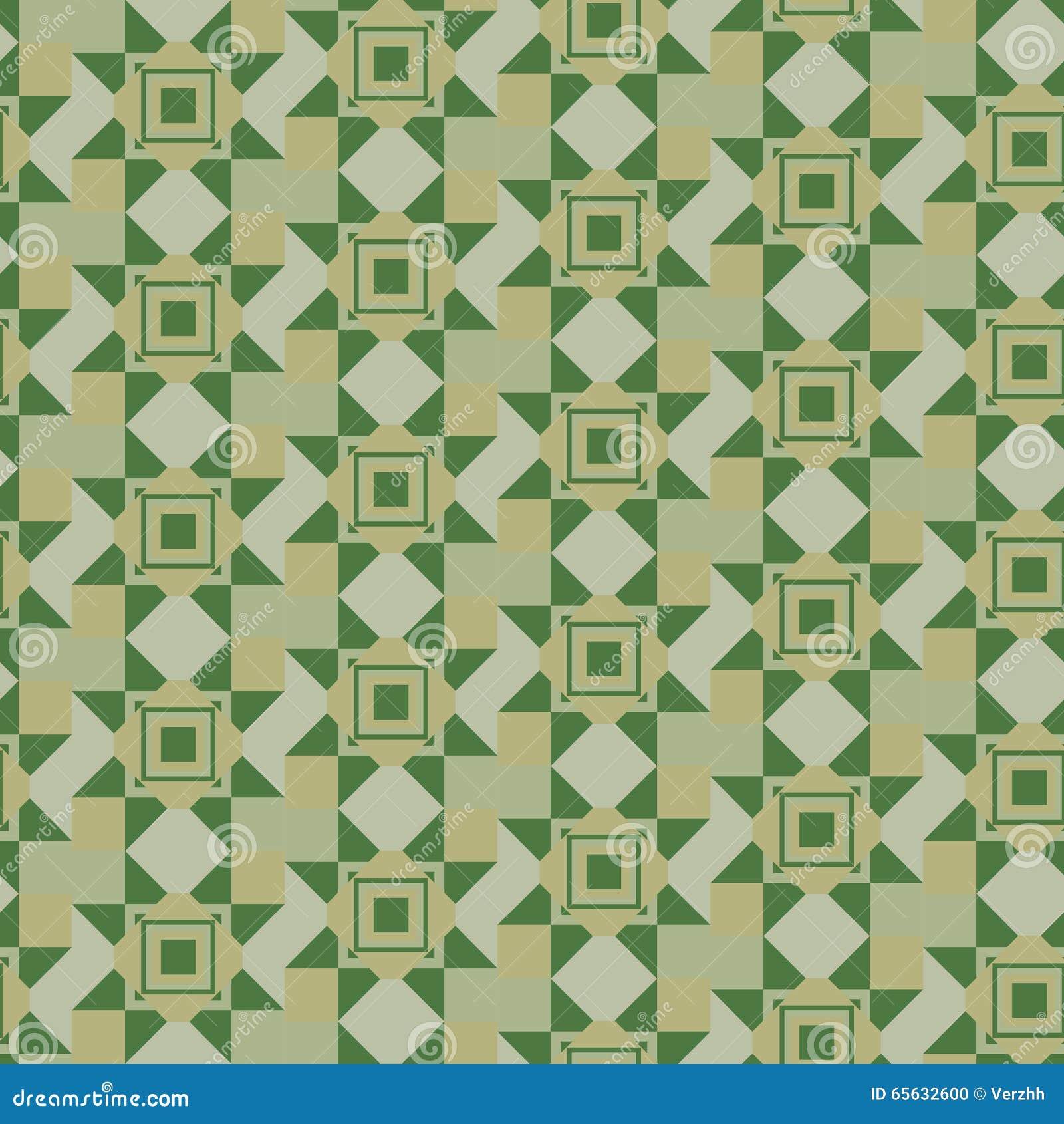 Modèle géométrique dans kaki
