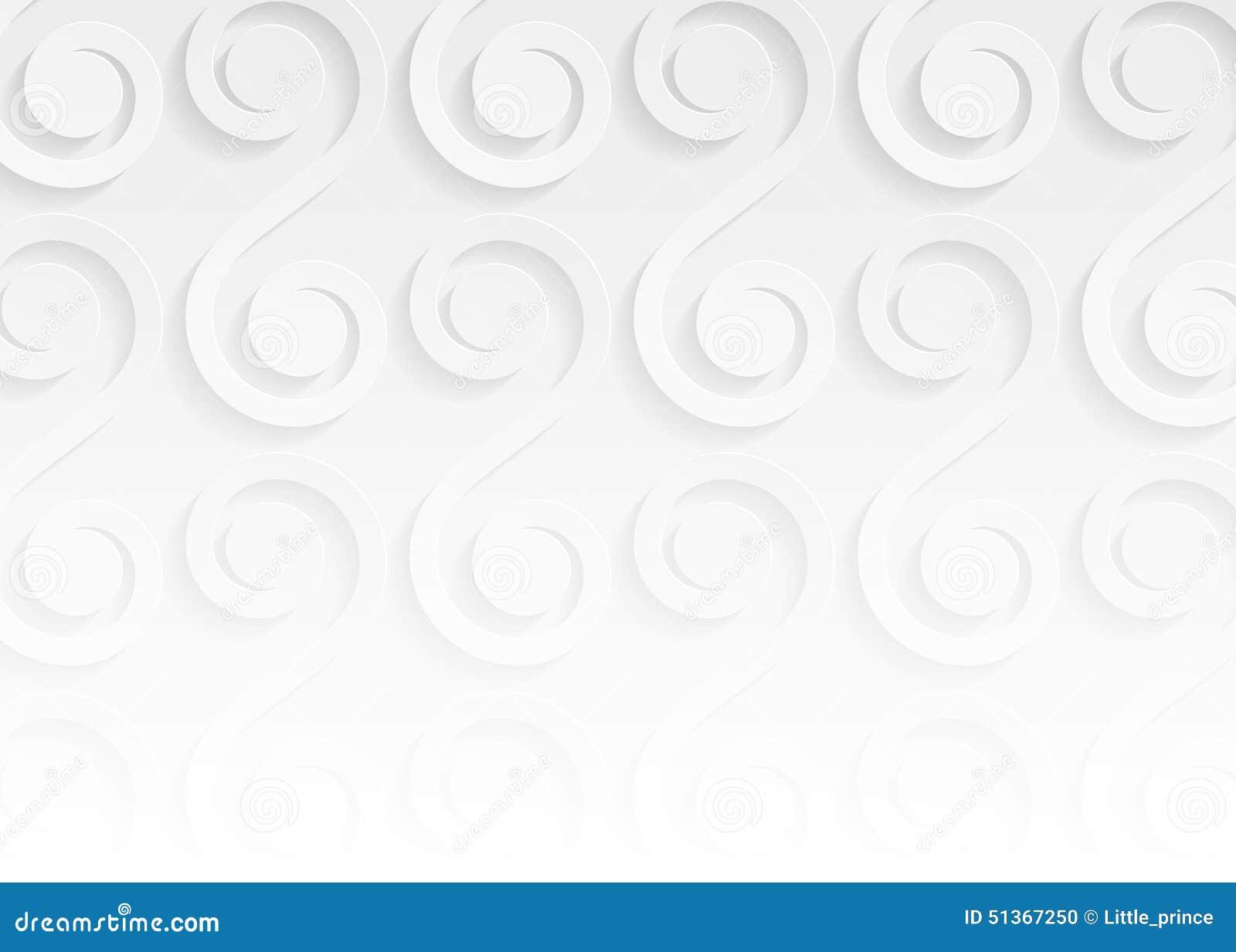 Modele Geometrique De Livre Blanc Calibre Abstrait Fond Pour Le Site Web Banniere Carte Visite Professionnelle Invitation Postale