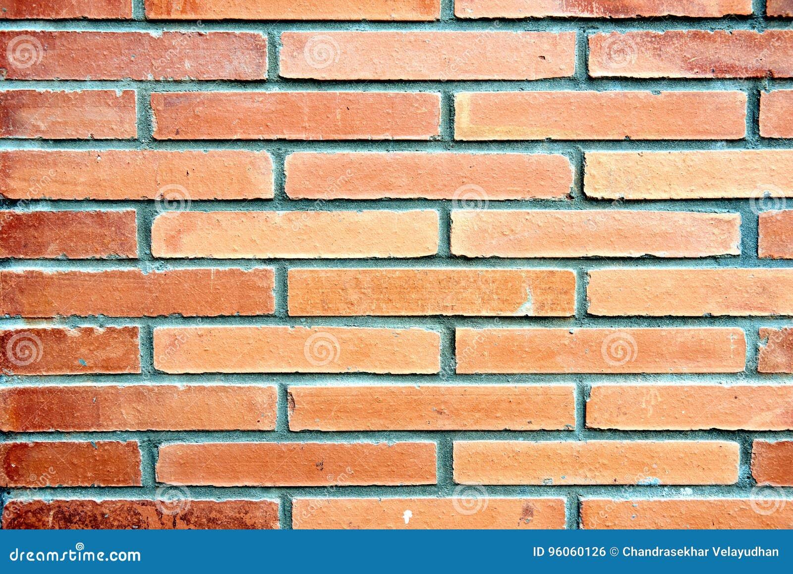 Modèle géométrique texturisé d un mur de briques