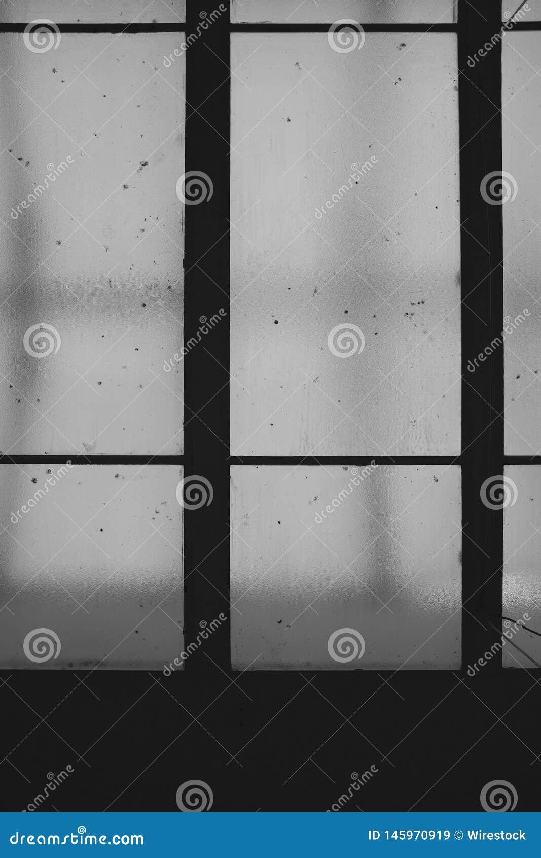 Modèle noir et blanc d ombre pour le fond