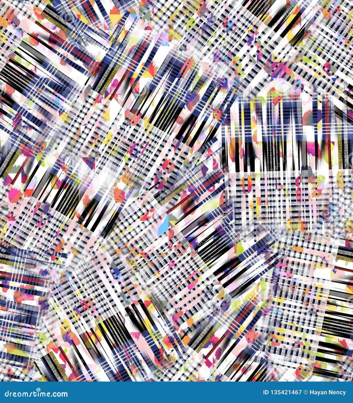 Modèle numérique de contrôles d abrégé sur aquarelle