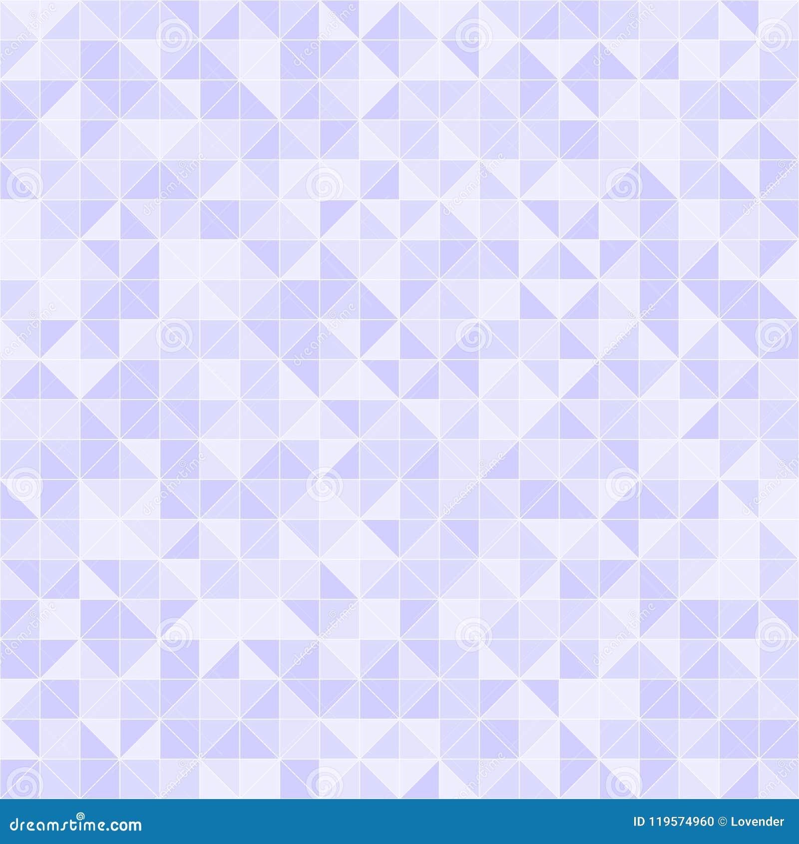 Modèle violet de triangle Vecteur sans joint