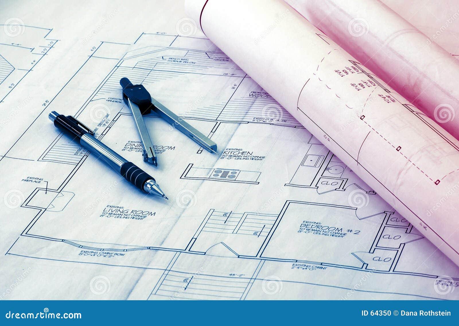 Download Modèles photo stock. Image du rénovation, construction, architecture - 64350