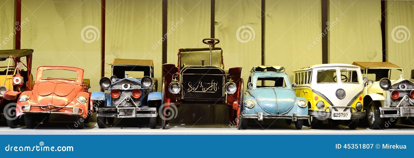 Modèles de voitures