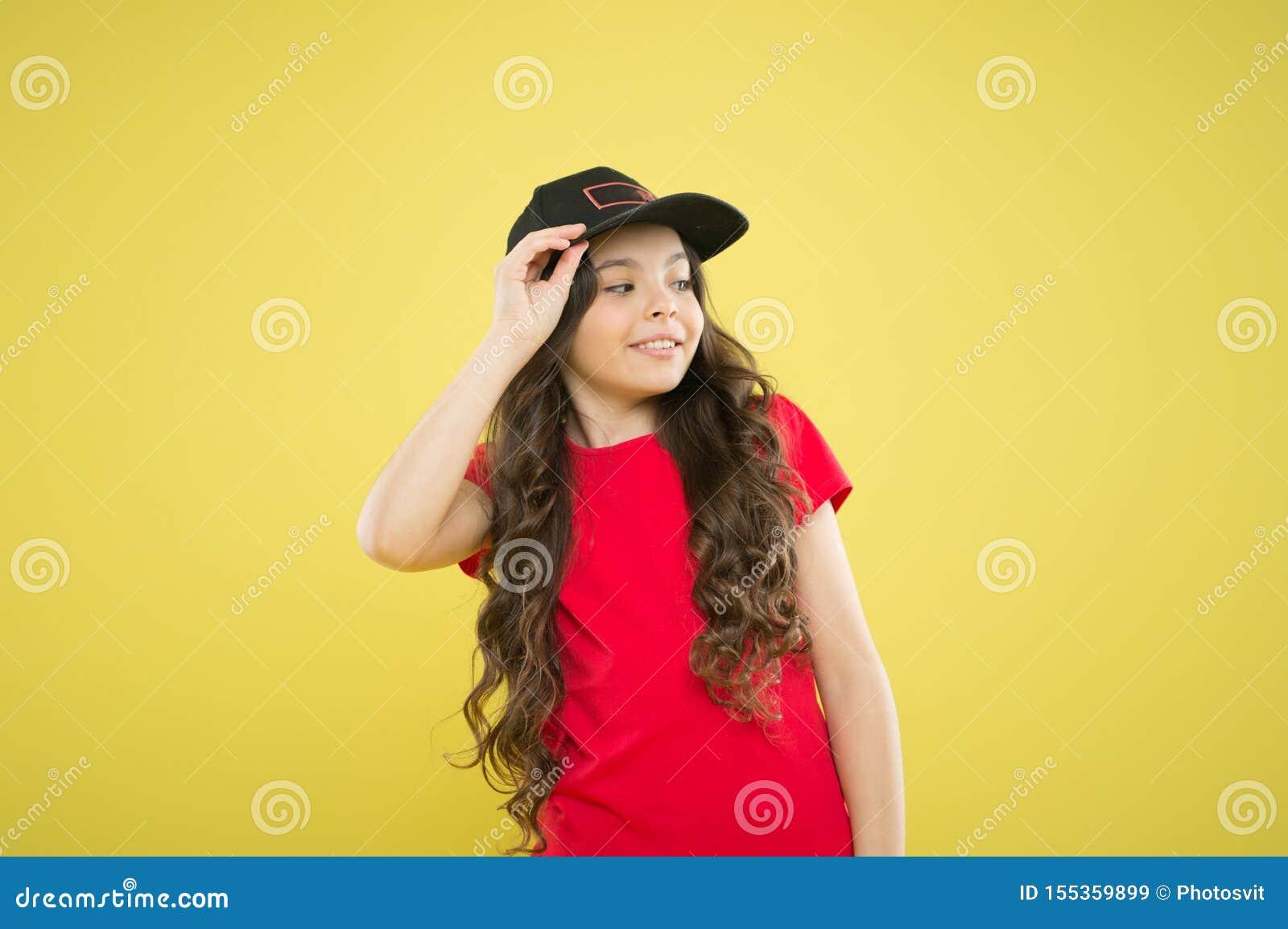 Moda dzieci Dziewczyny dziecka odzie?y ?liczna nakr?tka lub snapback kapelusz Mała dziewczynka jest ubranym baseball nakrętkę Com