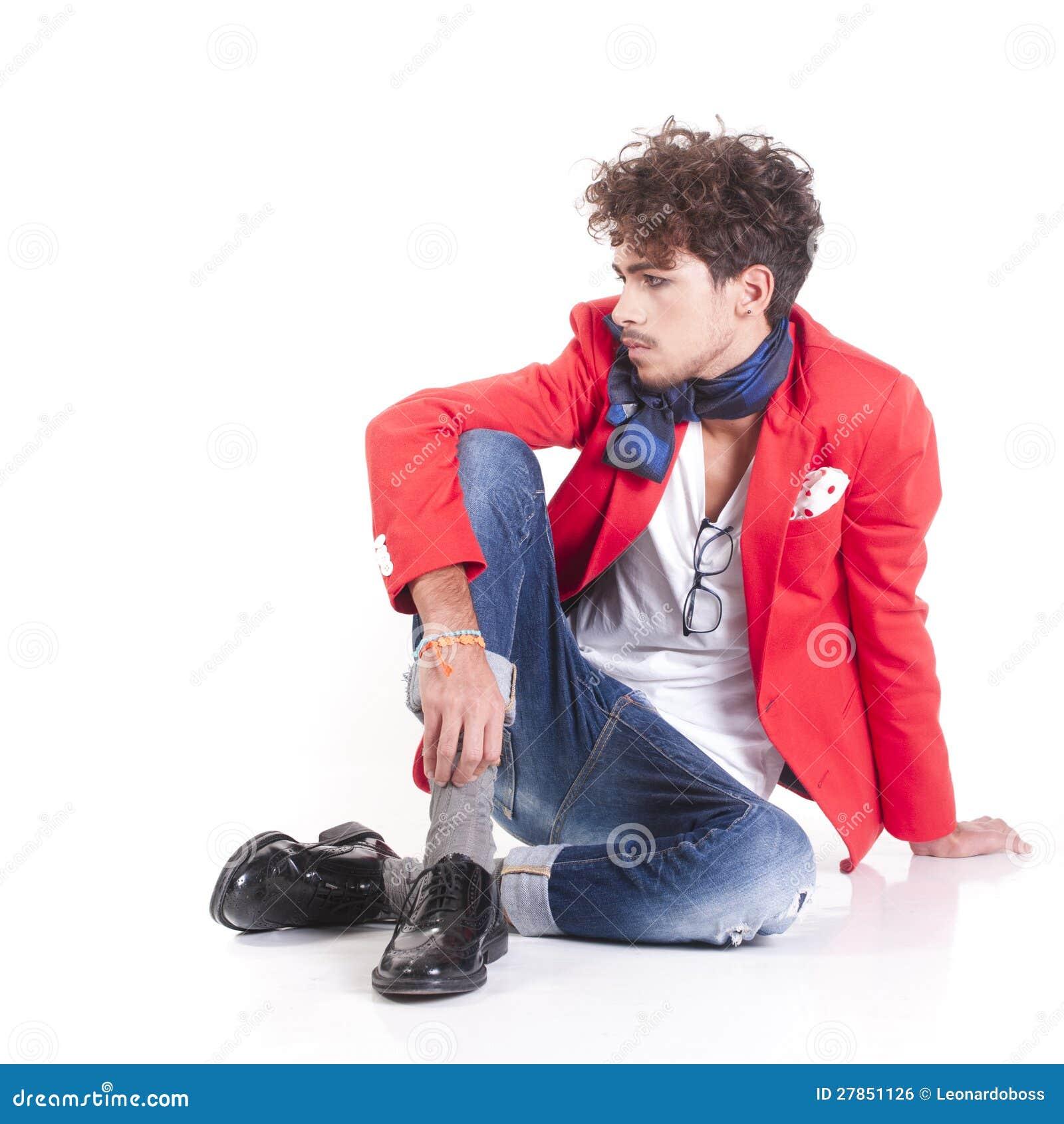 Moda mężczyzna