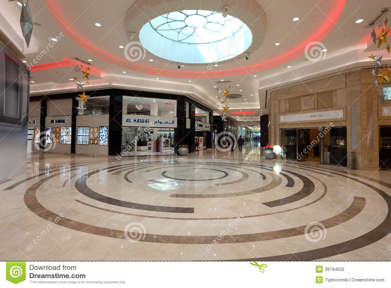 Moda mall in bahrain world trade center editorial for United international decor bahrain
