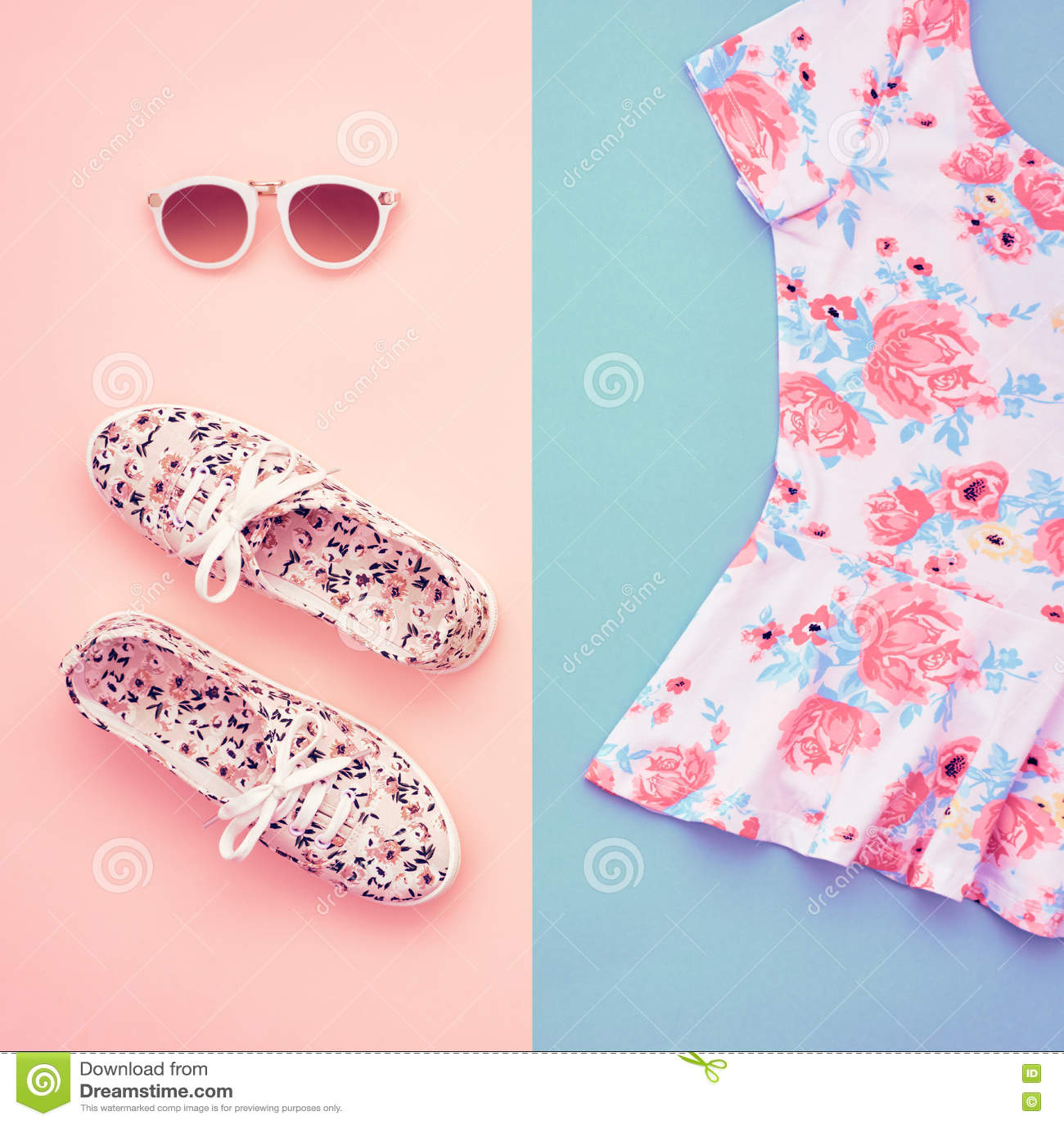Moda Odzieżowi akcesoria Ustawiający strój minimalizm