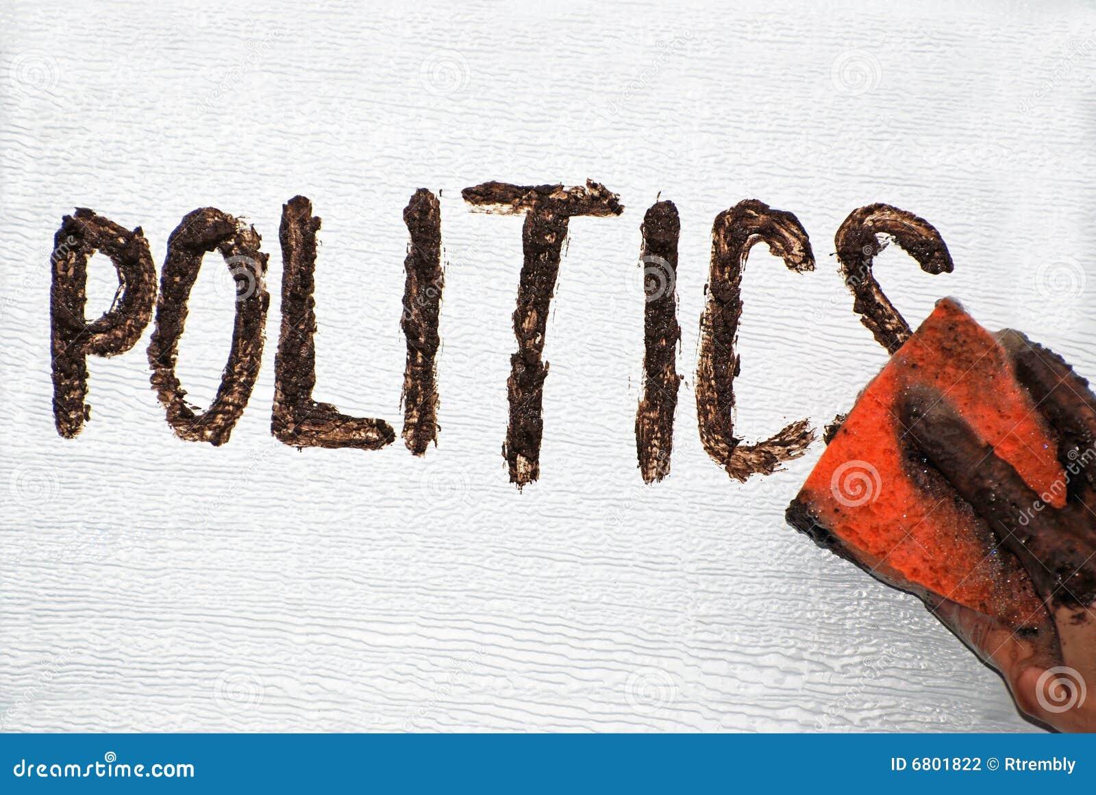 Modderige Politiek
