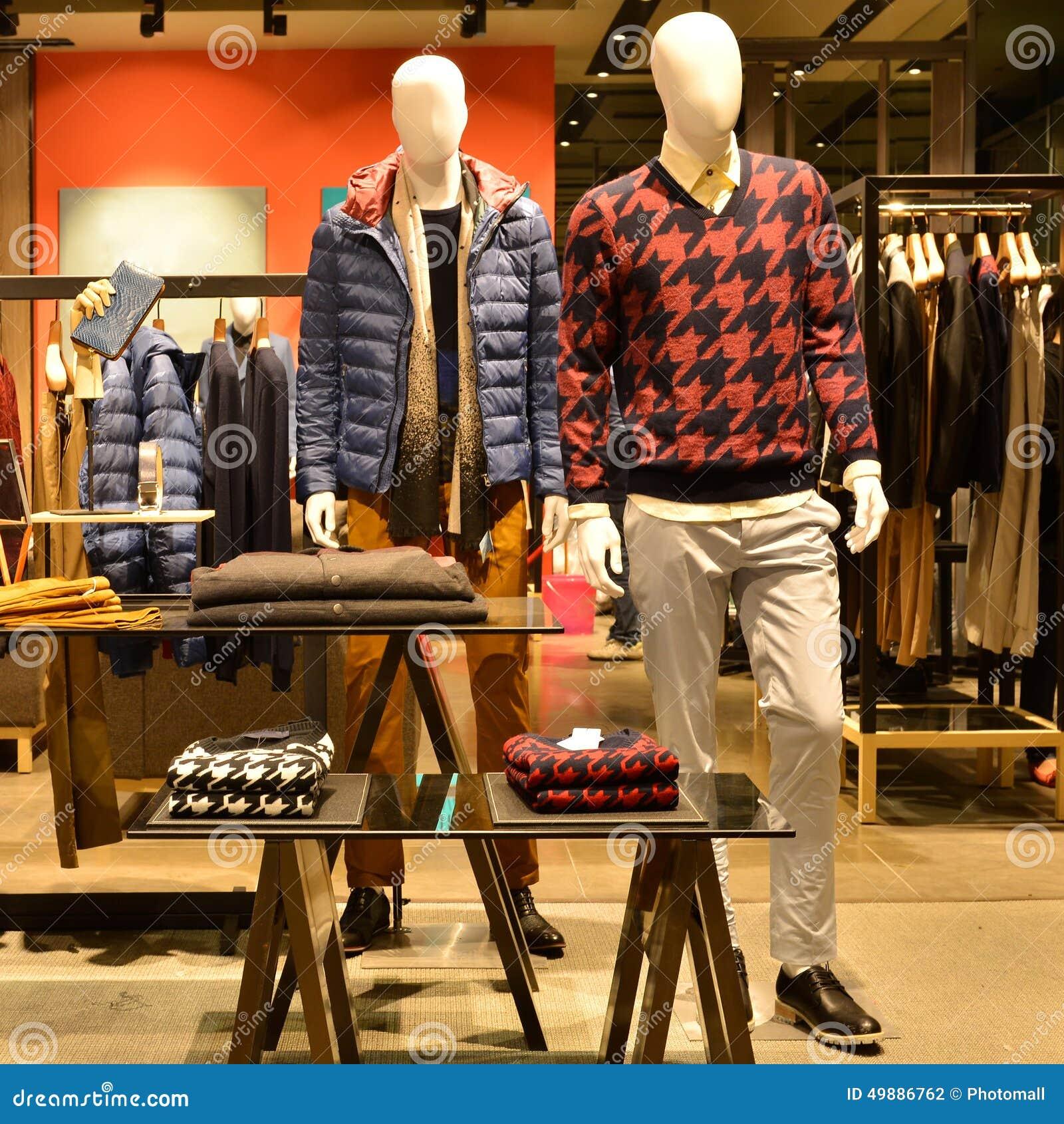 Mode shoppar