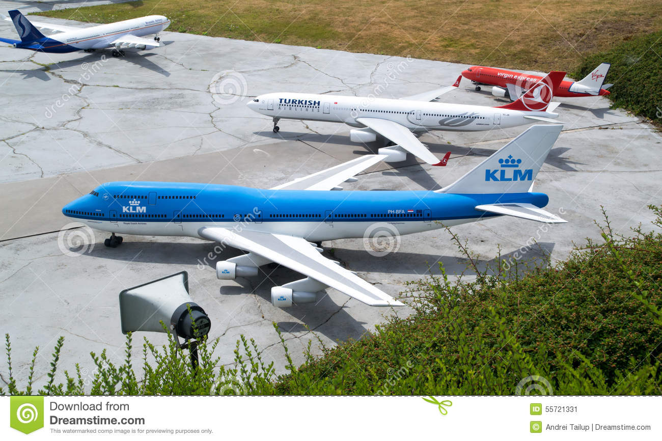 Model airplanes editorial photo  Image of airfrance, airport - 55721331