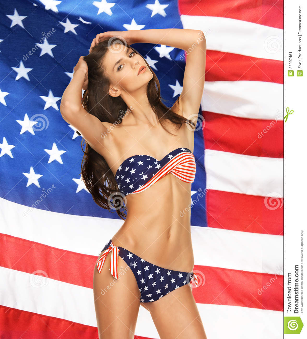 Memorial Day Fashion Models