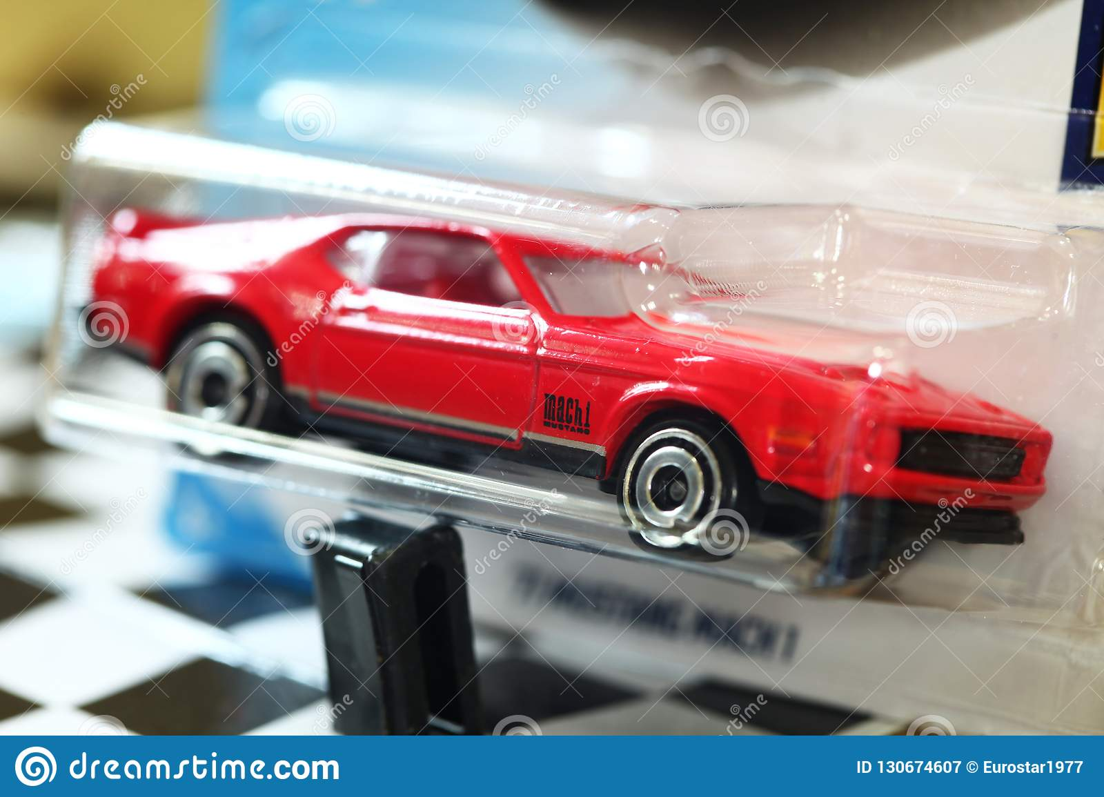 Model Car Scene Editorial Photography Image Of Diecast 130674607