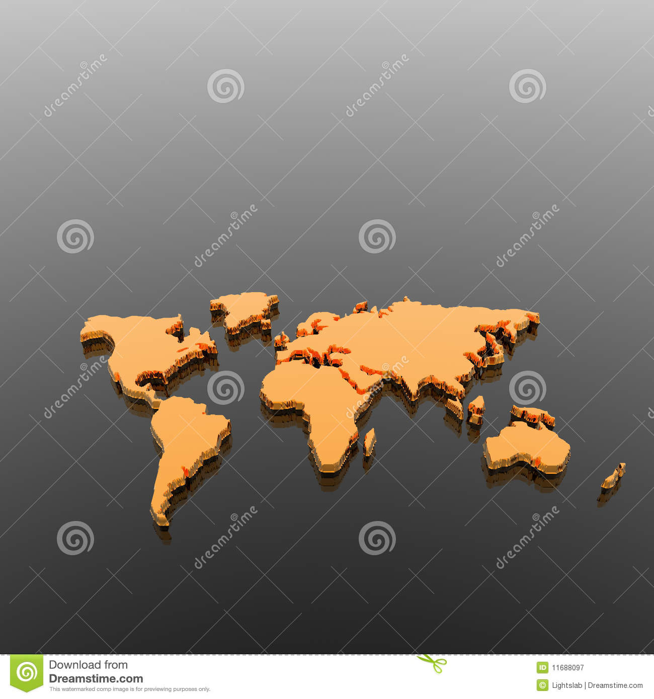 Model of the geographical world map stock illustration model of the geographical world map continents illustration gumiabroncs Images