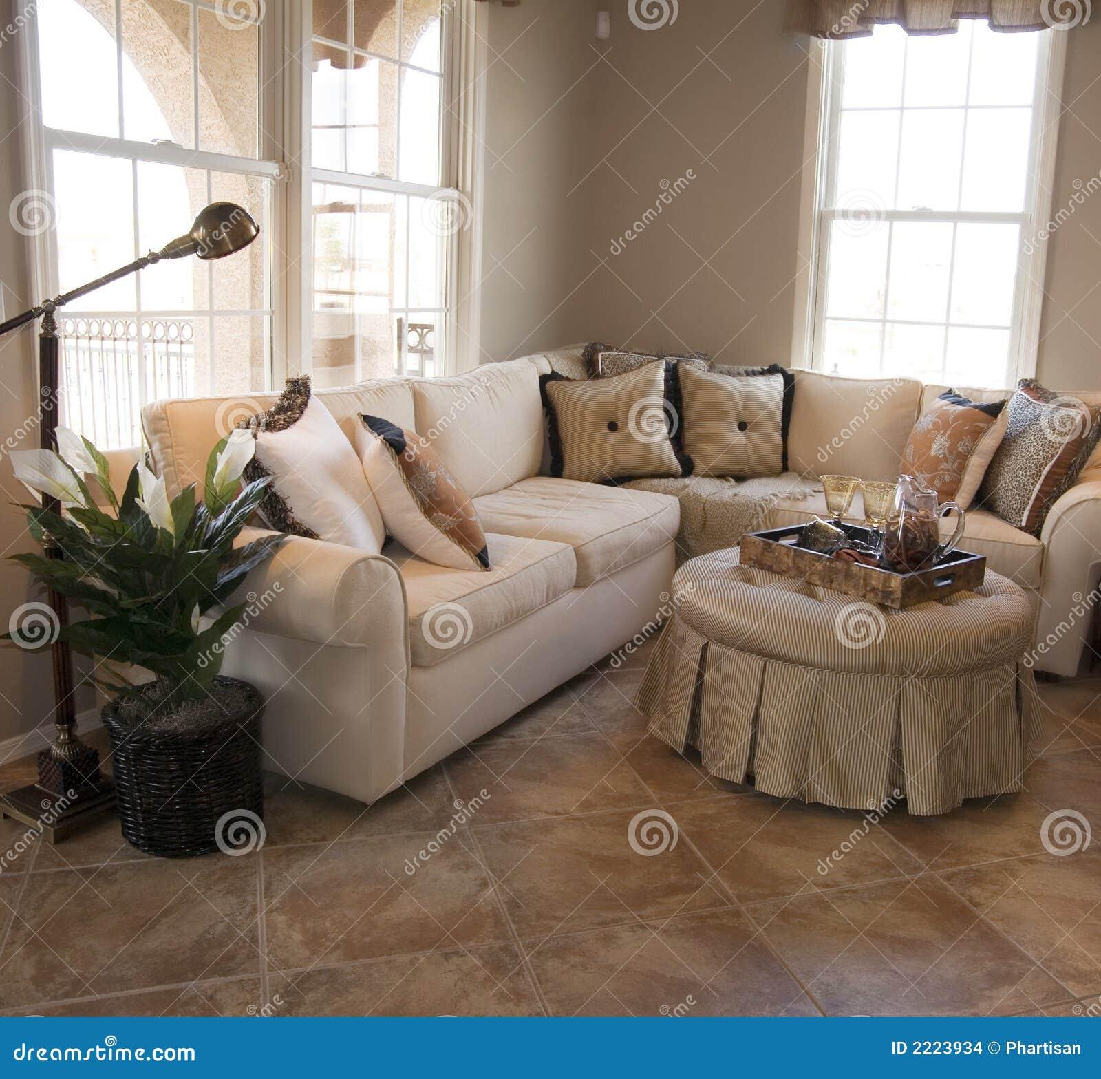 Model Home Interior Design Stock Images Image 2223934
