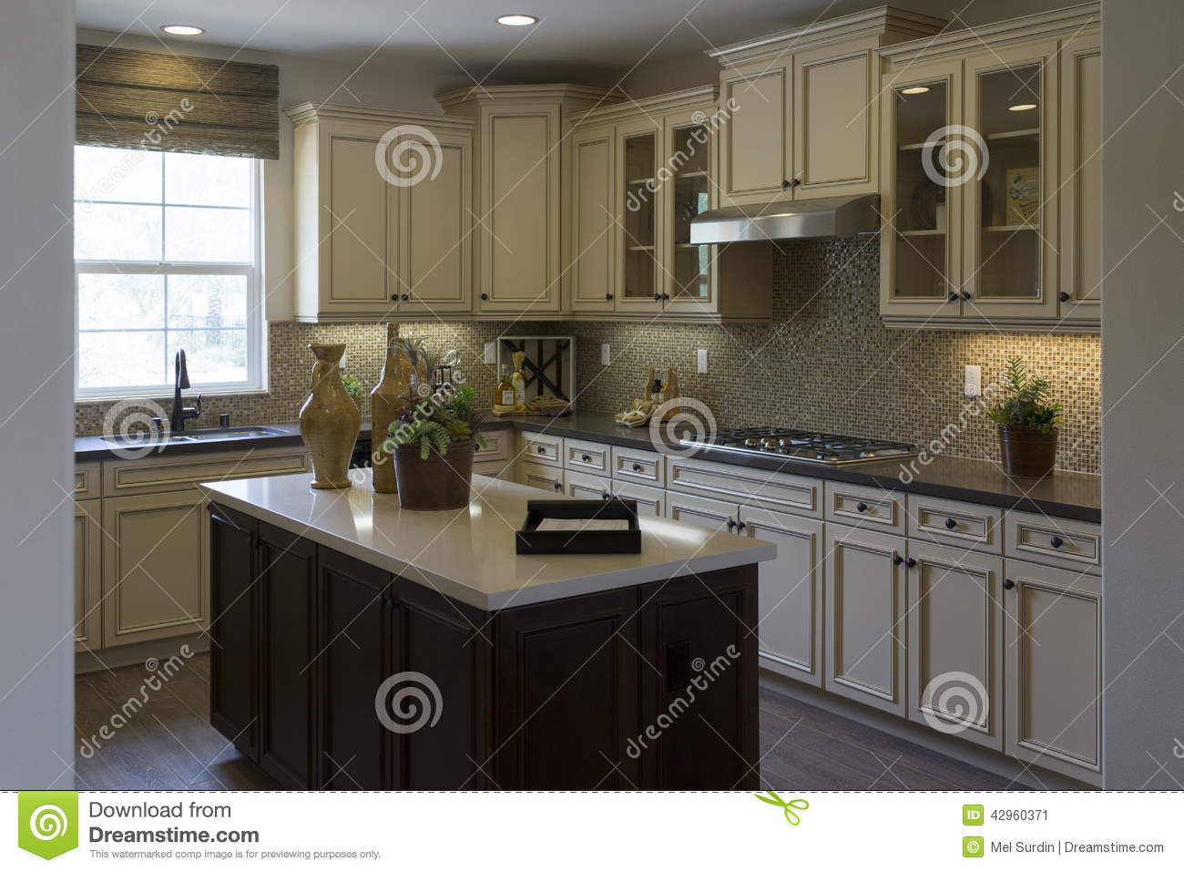 Model home kitchen california editorial photo image for House kitchen model
