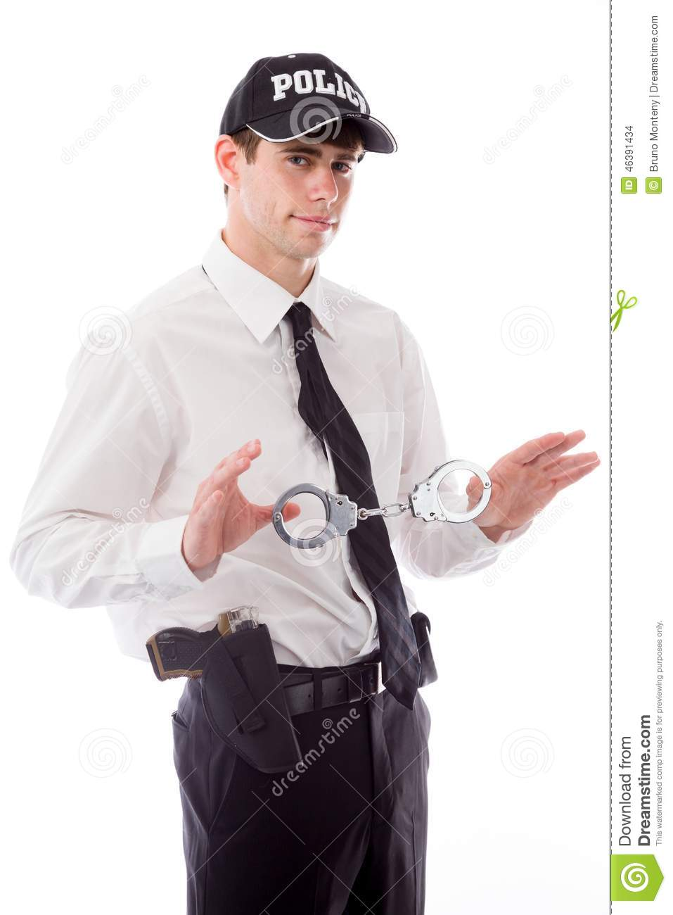 porn with handcuffs
