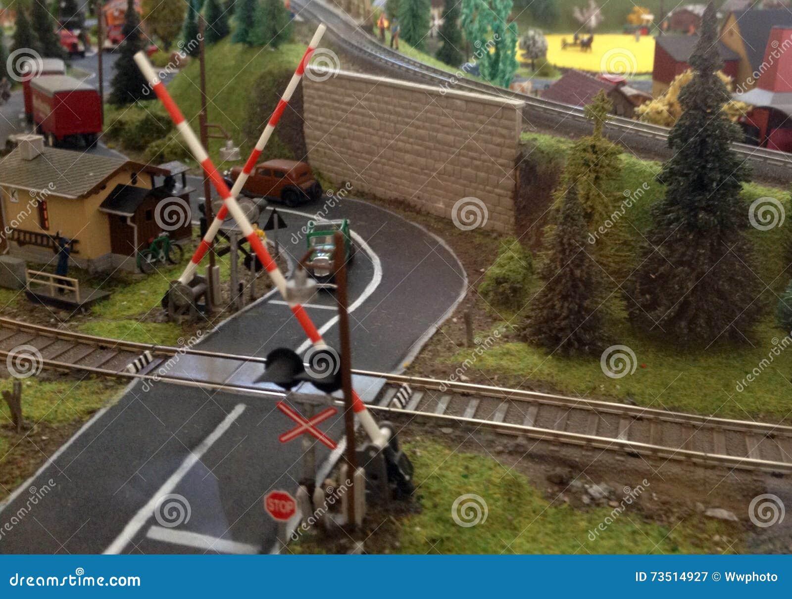Model järnväg