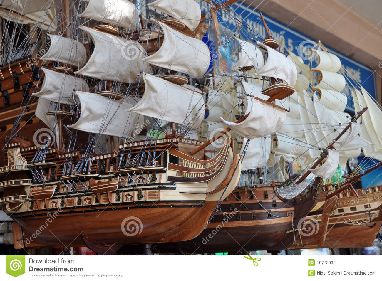 Model Sailing Ships, Ho Chi Minh City, Vietnam Editorial Photography - Image of sailing, asia ...