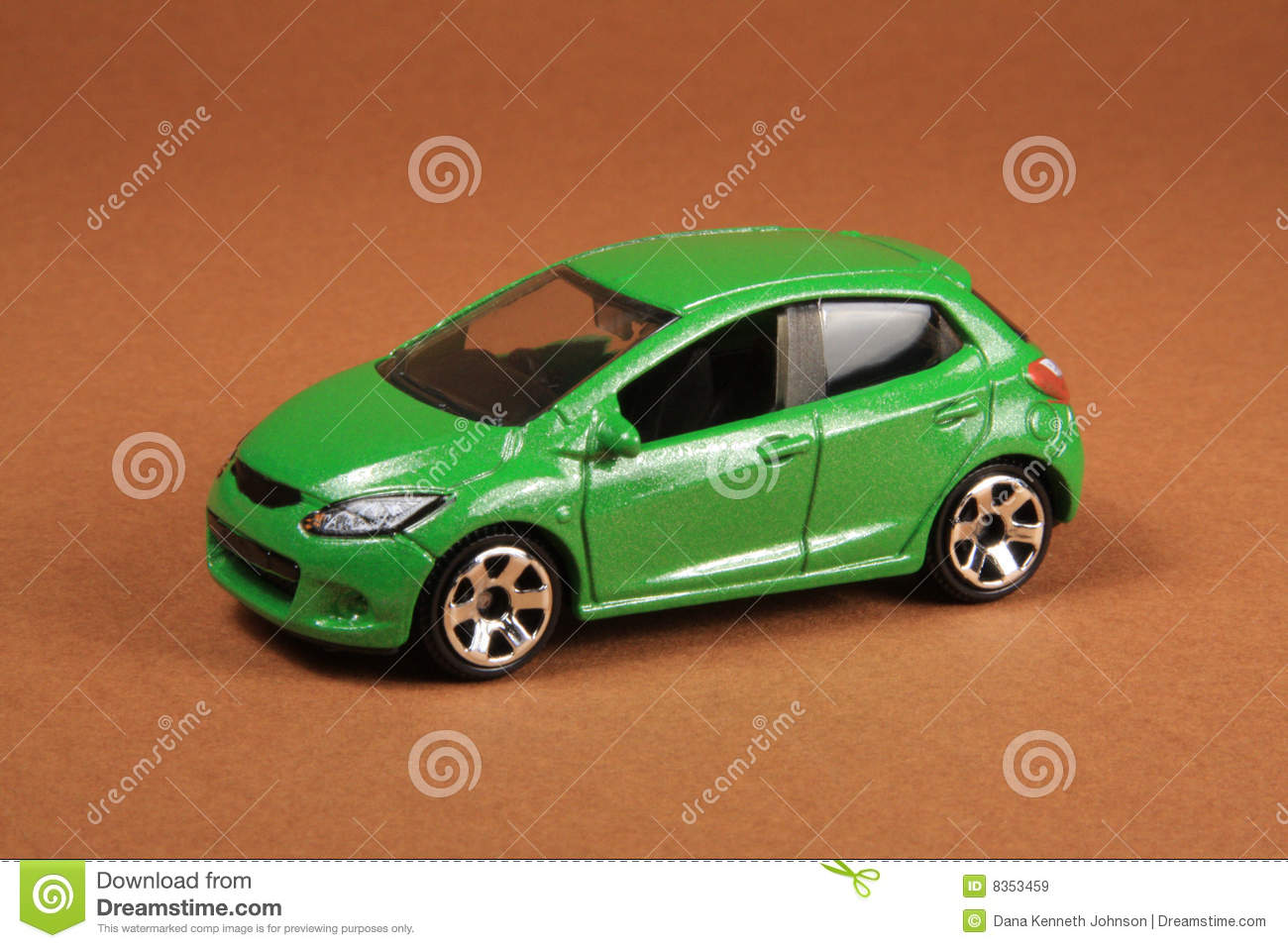 Model Toy Car Royalty Free Stock Images - Image: 8353459