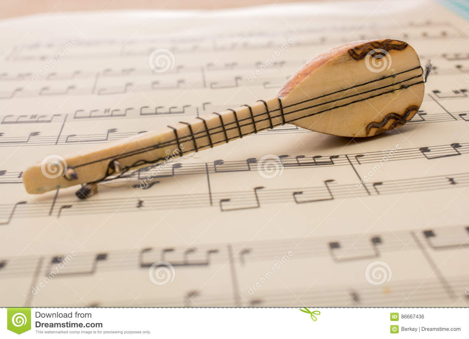 music turkish saz