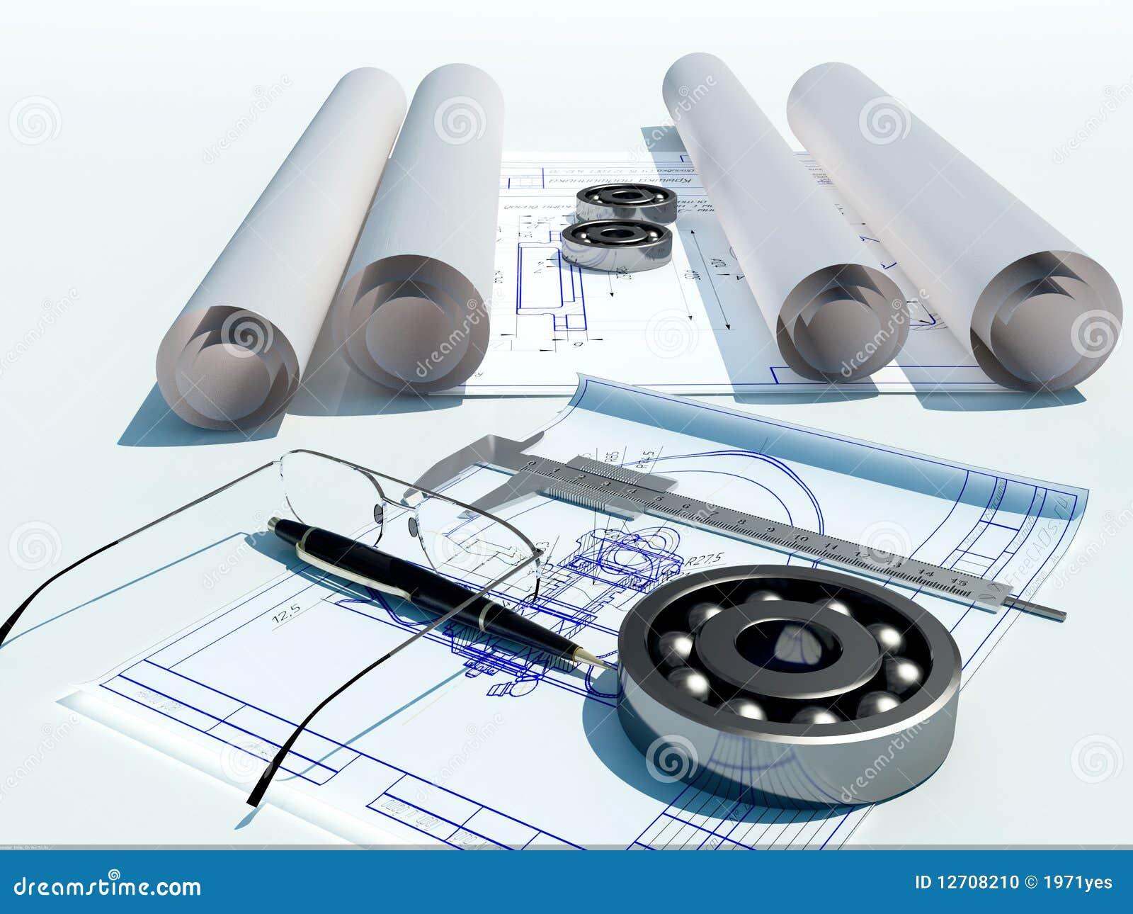 Model van een huis stock illustratie afbeelding bestaande uit carri re 12708210 - Model van huisarchitectuur ...