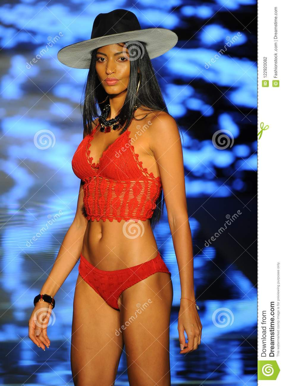90e800fbd788c A Model Walks The Runway For Baes And Bikinis During The Paraiso ...