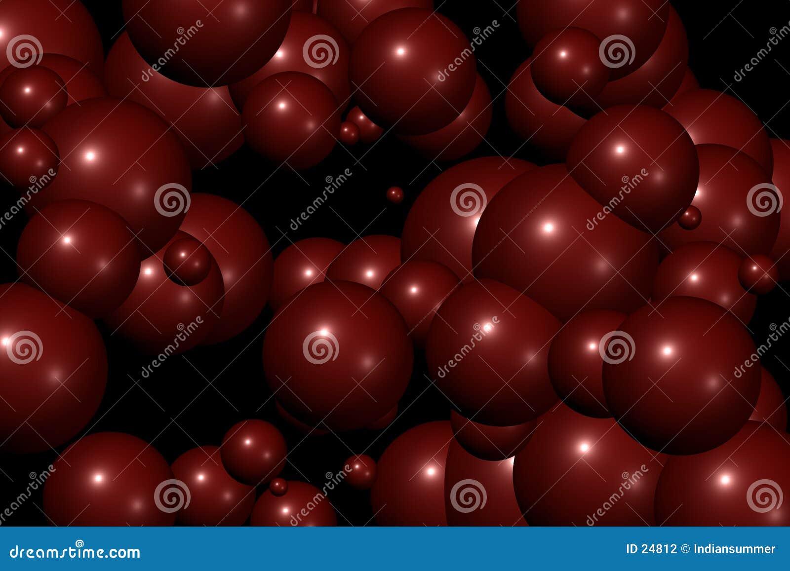 Modell för bollar iii