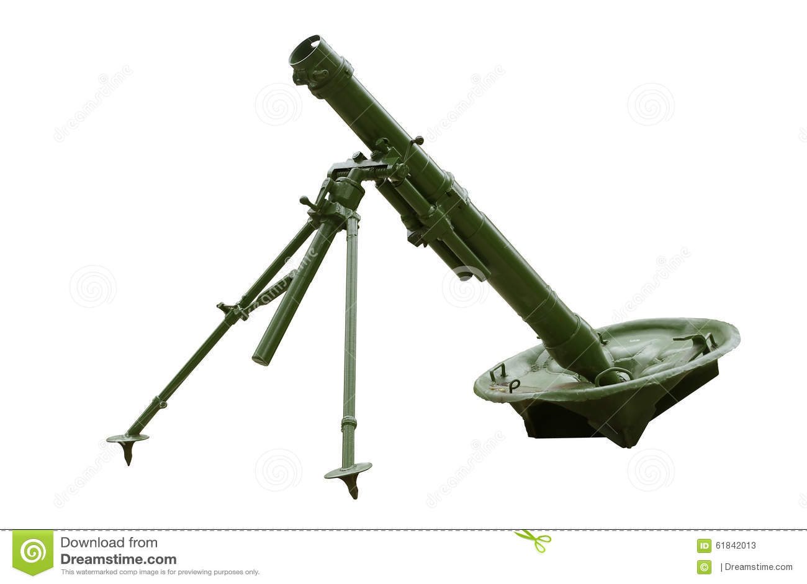 Modell 1938 för mortel för mm för ryss 120 regements-