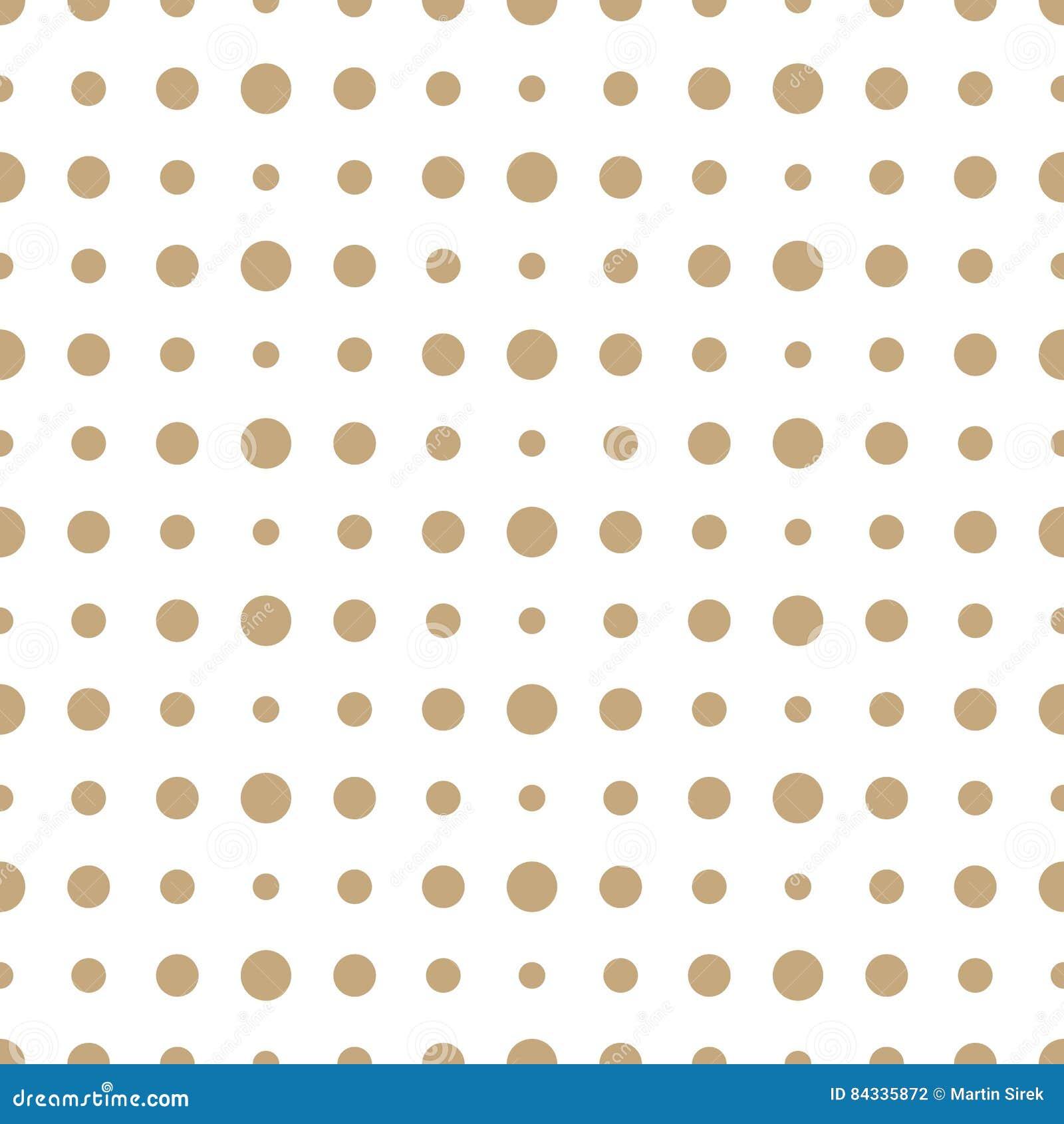 Modell för polka för abstrakt guld- decokonst för geometri rastrerad