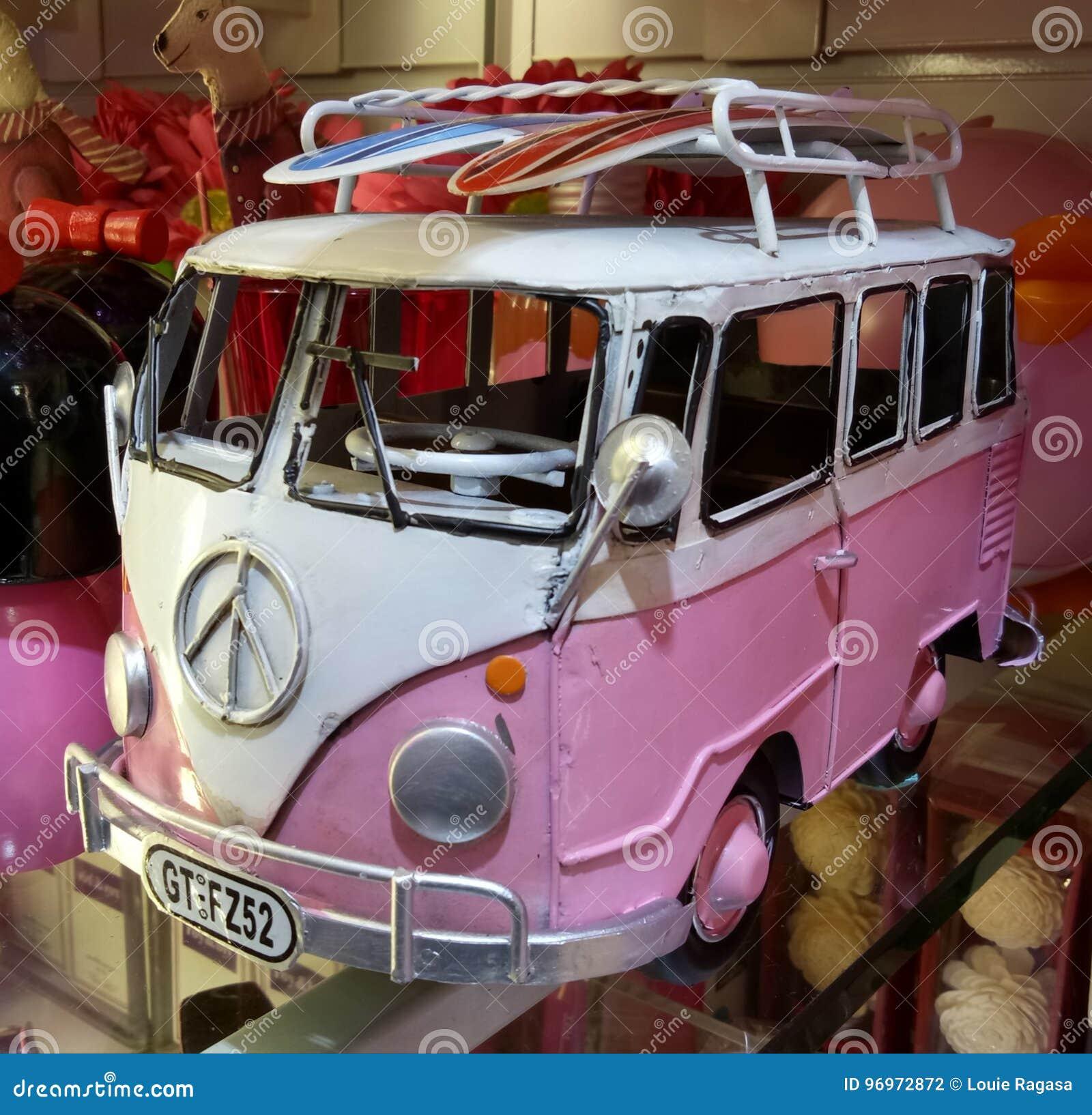 Modell för tappningVolkswagen buss