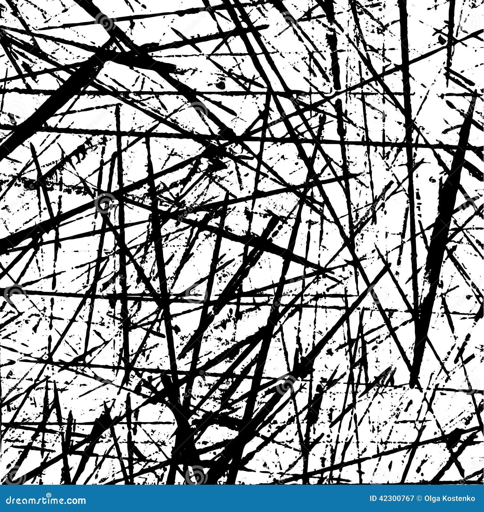 Modell för textur för Grungevektormålarfärg sömlös