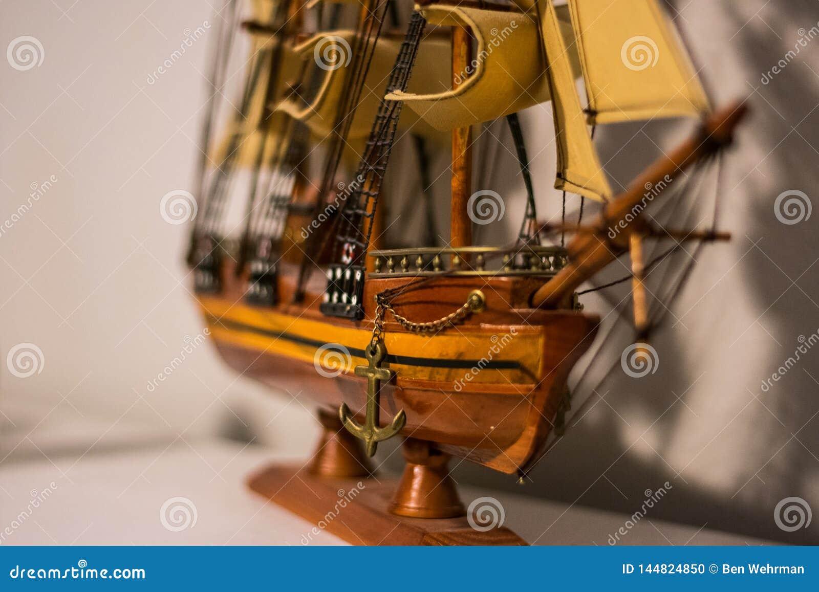 Modell Pirate Ship