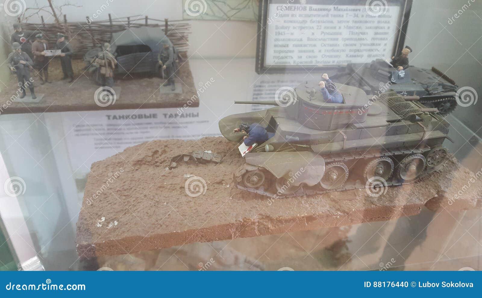 Modelli del carro armato