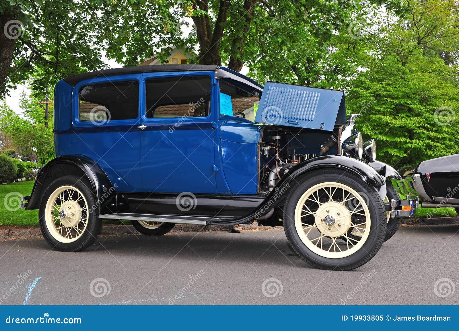 Modello 1929 del Ford un Tudor