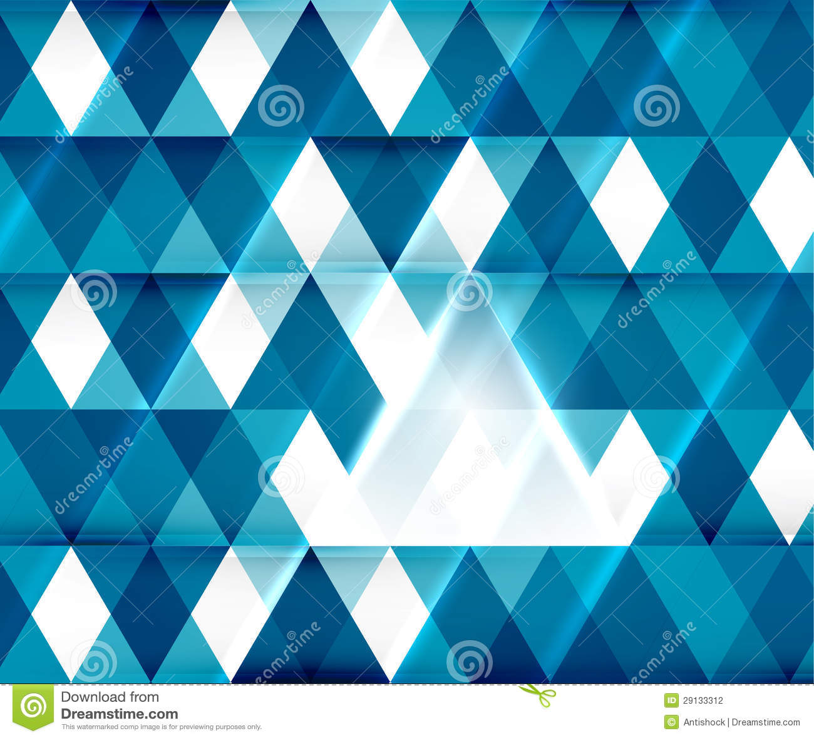 Modello astratto geometrico moderno del fondo