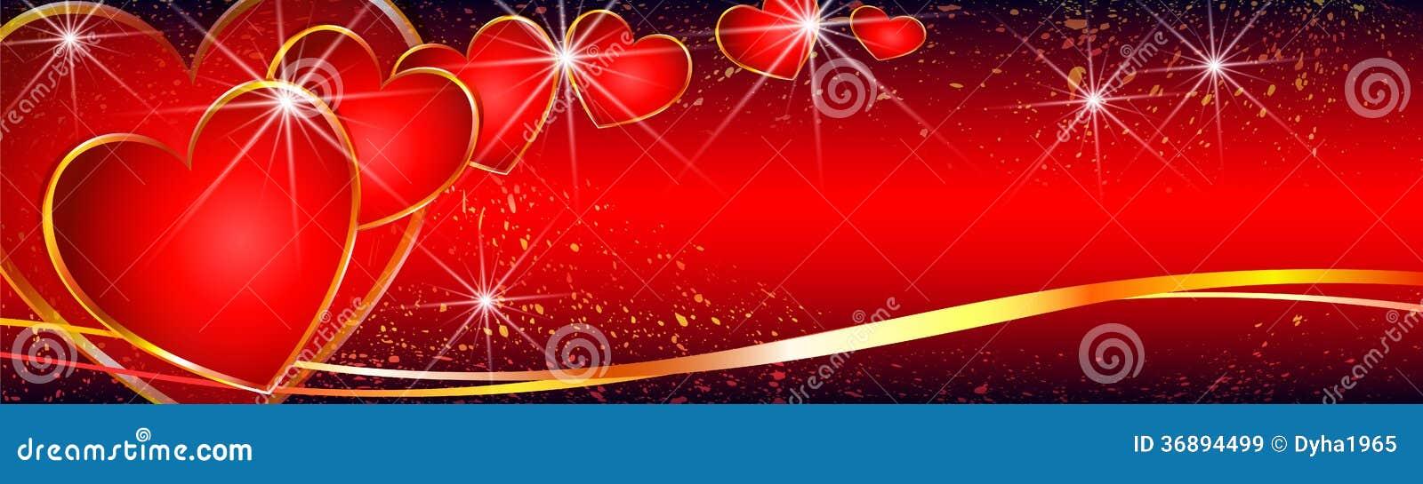 Download Modello Del Biglietto Di S. Valentino Illustrazione Vettoriale - Illustrazione di cuori, arti: 36894499